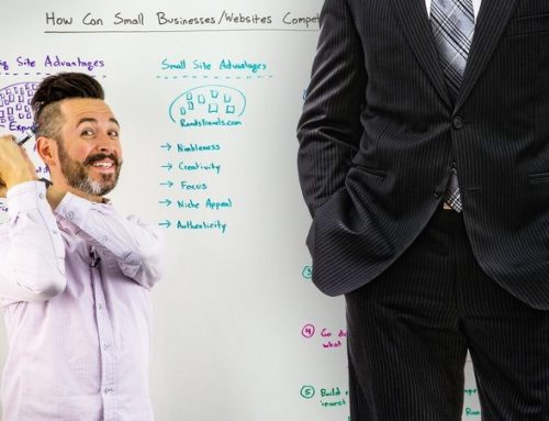 How Can Small Businesses/Websites Compete with Big Players in SEO?