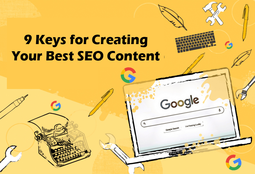 Keys for Creating Best SEO Content